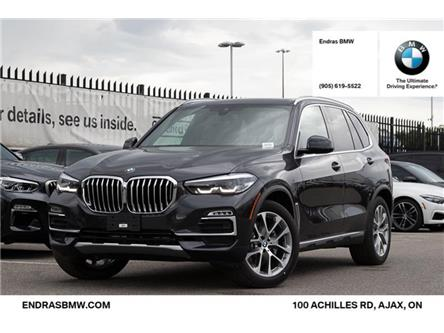 2019 BMW X5 xDrive40i (Stk: 52576) in Ajax - Image 1 of 22