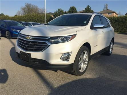 2018 Chevrolet Equinox Premier (Stk: U034) in Courtice - Image 2 of 27