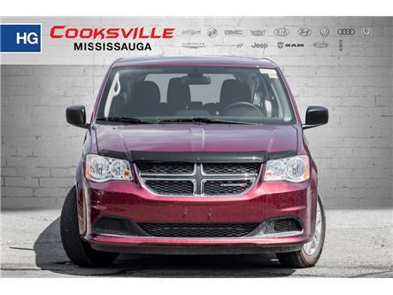 2019 Dodge Grand Caravan 29E Canada Value Package (Stk: KR703318) in Mississauga - Image 2 of 18