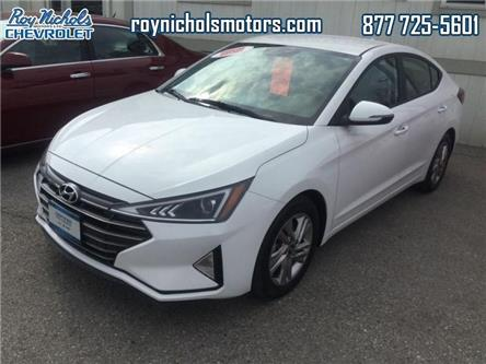 2019 Hyundai Elantra  (Stk: P6334) in Courtice - Image 1 of 10