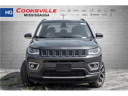 2019 Jeep Compass Limited (Stk: KT825811) in Mississauga - Image 2 of 16