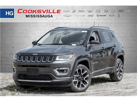 2019 Jeep Compass Limited (Stk: KT825811) in Mississauga - Image 1 of 16