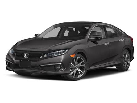 2019 Honda Civic Touring (Stk: F19344) in Orangeville - Image 1 of 9
