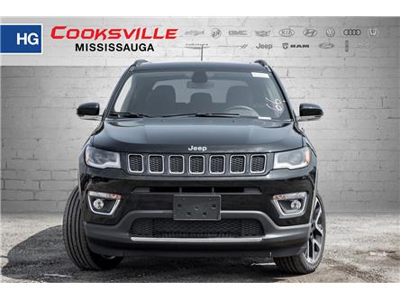 2019 Jeep Compass Limited (Stk: KT834127) in Mississauga - Image 2 of 16