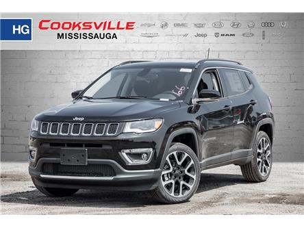 2019 Jeep Compass Limited (Stk: KT834127) in Mississauga - Image 1 of 16