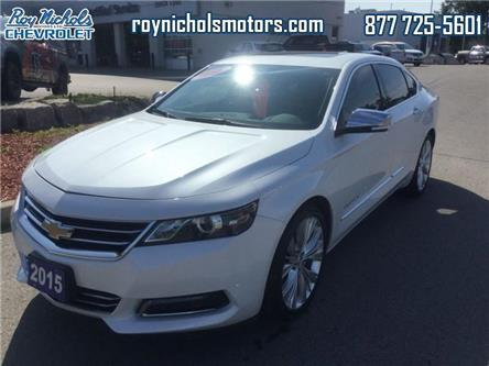 2015 Chevrolet Impala 2LZ (Stk: V757A) in Courtice - Image 1 of 14