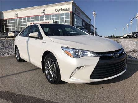 2017 Toyota Camry Hybrid XLE (Stk: 2917) in Cochrane - Image 1 of 15