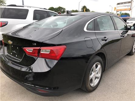 2016 Chevrolet Malibu 1FL (Stk: ) in Kemptville - Image 2 of 11