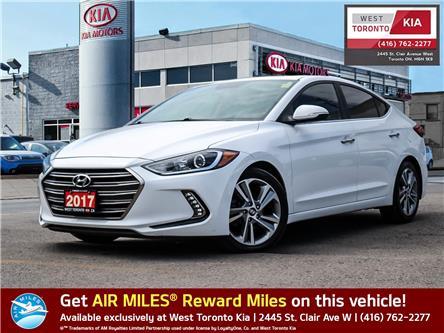 2017 Hyundai Elantra Limited (Stk: P526) in Toronto - Image 1 of 27