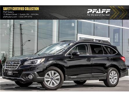 2017 Subaru Outback 3.6R Touring (Stk: SU0081) in Guelph - Image 1 of 22