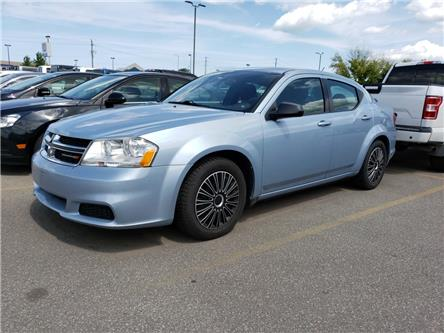 2013 Dodge Avenger Base (Stk: DN637227) in Sarnia - Image 1 of 3