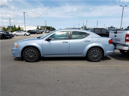 2013 Dodge Avenger Base (Stk: DN637227) in Sarnia - Image 2 of 3