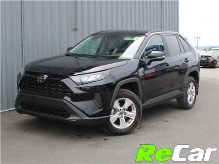 2019 Toyota RAV4 LE (Stk: 190960A) in Fredericton - Image 1 of 11