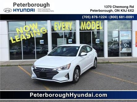 2020 Hyundai Elantra Preferred (Stk: H12176) in Peterborough - Image 1 of 19