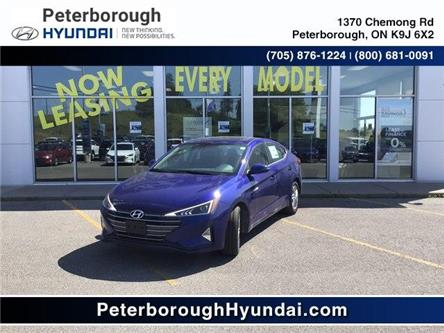 2020 Hyundai Elantra Preferred (Stk: H12192) in Peterborough - Image 1 of 20