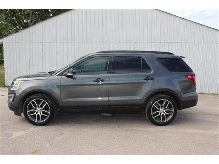 2017 Ford Explorer Sport (Stk: 19063-1) in Petawawa - Image 2 of 24
