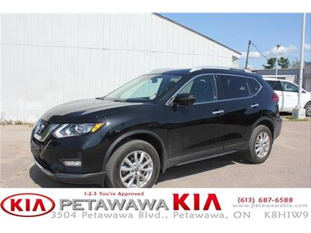 2017 Nissan Rogue SV (Stk: P0039) in Petawawa - Image 1 of 20