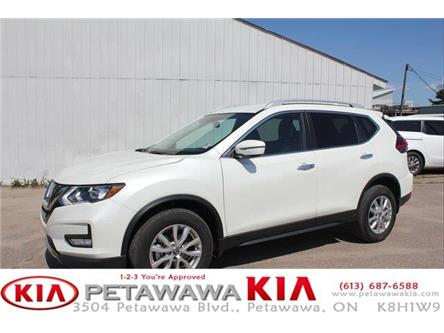 2017 Nissan Rogue SV (Stk: P0041) in Petawawa - Image 1 of 22
