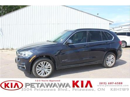 2015 BMW X5 xDrive35d (Stk: P0034) in Petawawa - Image 1 of 19