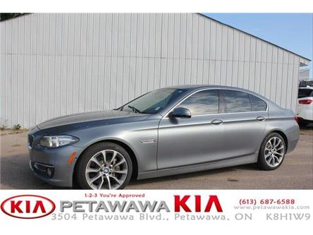 2014 BMW 535d xDrive (Stk: P0035) in Petawawa - Image 1 of 19
