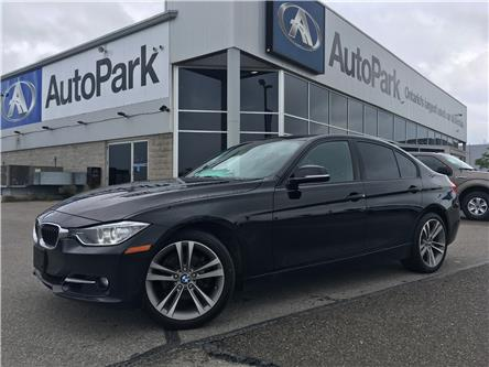 2015 BMW 328i xDrive (Stk: 15-17703) in Barrie - Image 1 of 29