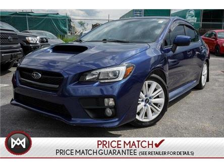 2015 Subaru WRX Sport Package (Stk: P2080A) in Ottawa - Image 1 of 24
