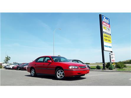 2003 Chevrolet Impala Base (Stk: P523) in Brandon - Image 1 of 18