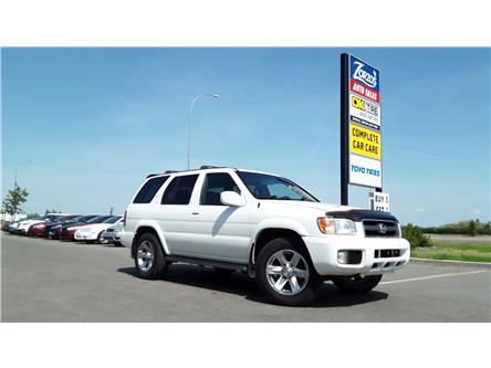 2004 Nissan Pathfinder LE (Stk: P525) in Brandon - Image 1 of 17