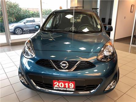 2019 Nissan Micra SR (Stk: Y7524) in Burlington - Image 2 of 5