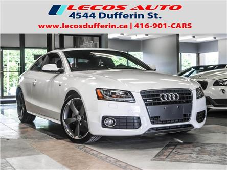 2011 Audi A5 2.0T Premium (Stk: 031559) in Toronto - Image 1 of 28