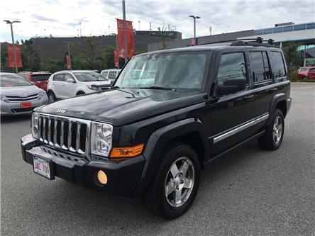 2010 Jeep Commander Sport (Stk: P561172A) in Saint John - Image 1 of 43