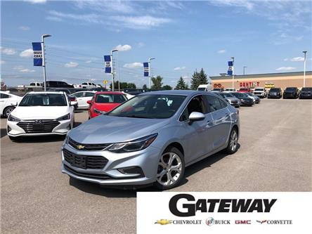 2017 Chevrolet Cruze Premier|LEATHER|AUTO|BLUETOOTH| (Stk: 220556A) in BRAMPTON - Image 1 of 14