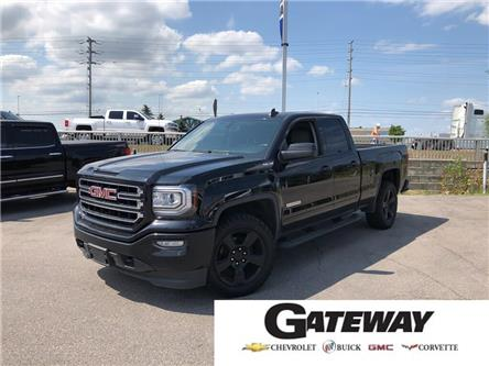 2017 GMC Sierra 1500 SLE|ELEVATION|CREW CAB|BACK UP CAM| (Stk: 365993A) in BRAMPTON - Image 1 of 17