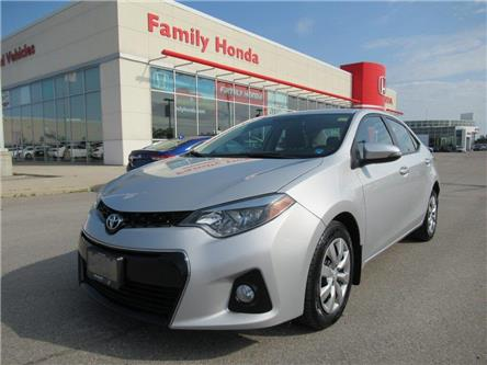 2014 Toyota Corolla S, FOG LIGHTS, HEAT SEATS! (Stk: 168217T) in Brampton - Image 1 of 28