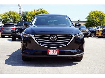 2019 Mazda CX-9 GS-L  AWD  i-ACTIVSENSE  SUNROOF  LEATHER & MORE (Stk: K1003A) in Burlington - Image 2 of 50