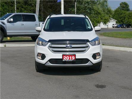 2019 Ford Escape SEL | AWD | NAV | PWR HTD LEATHER | PANOROOF | (Stk: EC94260A) in Brantford - Image 2 of 44