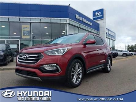 2017 Hyundai Santa Fe Sport  (Stk: 95161A) in Edmonton - Image 1 of 27