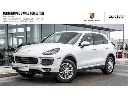 2018 Porsche Cayenne w/ Tip (Stk: U8127) in Vaughan - Image 1 of 21