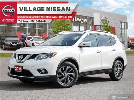 2016 Nissan Rogue SL Premium (Stk: P2865) in Unionville - Image 1 of 27