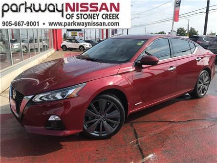 2019 Nissan Altima 2.5 Edition ONE (Stk: N19645A) in Hamilton - Image 1 of 10