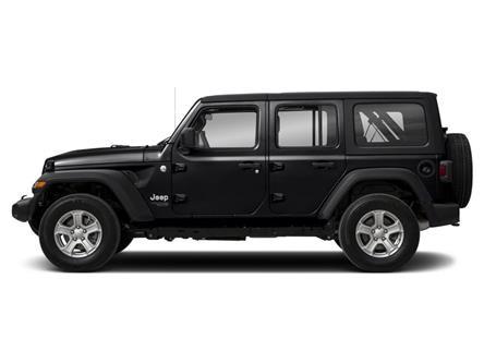 2020 Jeep Wrangler Unlimited Sahara (Stk: W103754) in Courtenay - Image 2 of 9