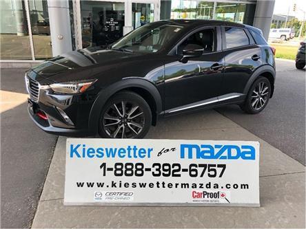 2016 Mazda CX-3 GT (Stk: 35698A) in Kitchener - Image 1 of 27