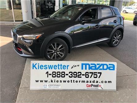2016 Mazda CX-3 GT (Stk: 35698A) in Kitchener - Image 2 of 27
