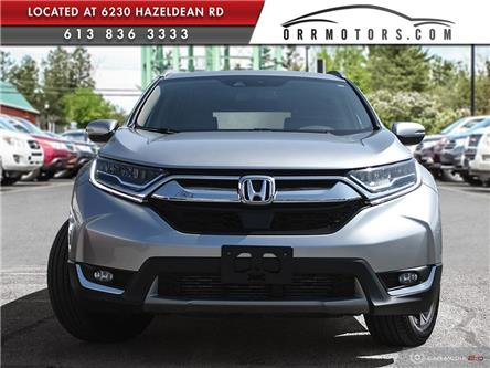 2017 Honda CR-V Touring (Stk: 5856) in Stittsville - Image 2 of 28