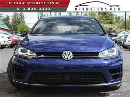 2017 Volkswagen Golf R 2.0 TSI (Stk: 5842) in Stittsville - Image 2 of 27