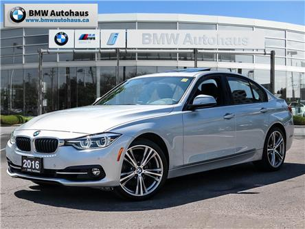 2016 BMW 328i xDrive (Stk: P9072) in Thornhill - Image 1 of 28
