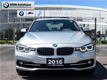 2016 BMW 328i xDrive (Stk: P9072) in Thornhill - Image 2 of 28