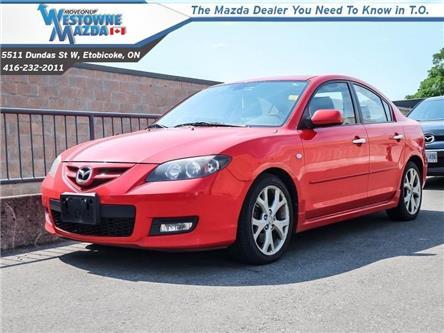 2008 Mazda Mazda3 GT (Stk: P3949A) in Etobicoke - Image 1 of 4