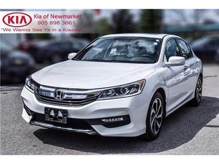 2016 Honda Accord EX-L (Stk: 200051A) in Newmarket - Image 1 of 20