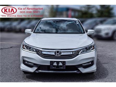 2016 Honda Accord EX-L (Stk: 200051A) in Newmarket - Image 2 of 20